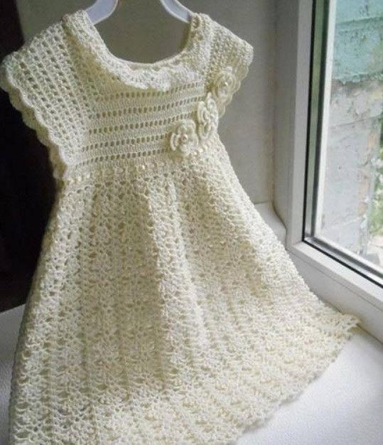 Очаровательное платье для маленькой модницы 0