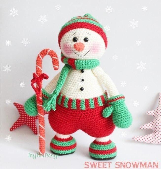 Снеговичок Гномус 0
