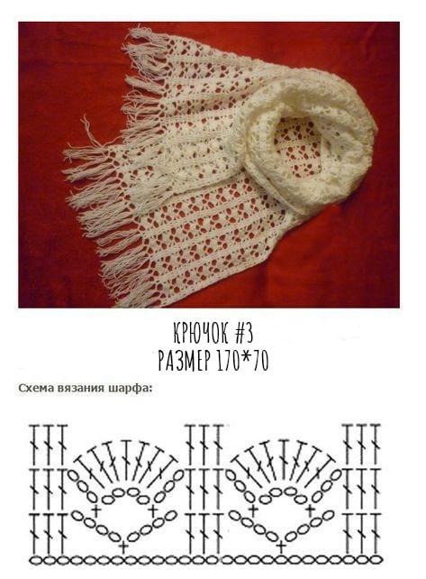 Замечательный шарфик 0