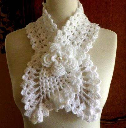 Изысканный шарф 0