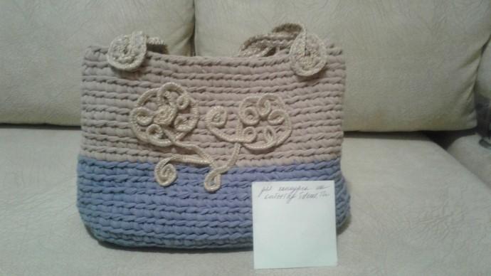 сумка натальи из категории мои работы вязаные идеи идеи для вязания