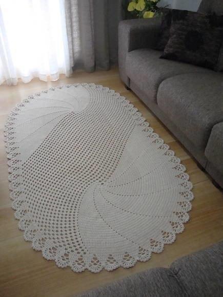 Схема для интересного коврика 0
