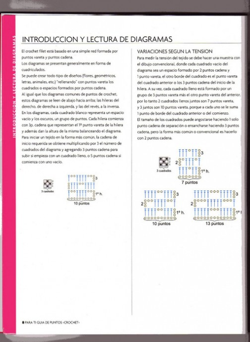Книга по филейному вязанию 0